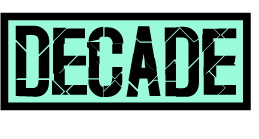 Decade Footer Logo